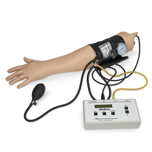 Deluxe Blood Pressure Simulator with Speaker System - LifeForm