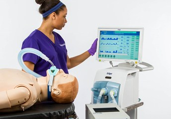 ASL 5000 Lung Solution for Laerdal Simulators