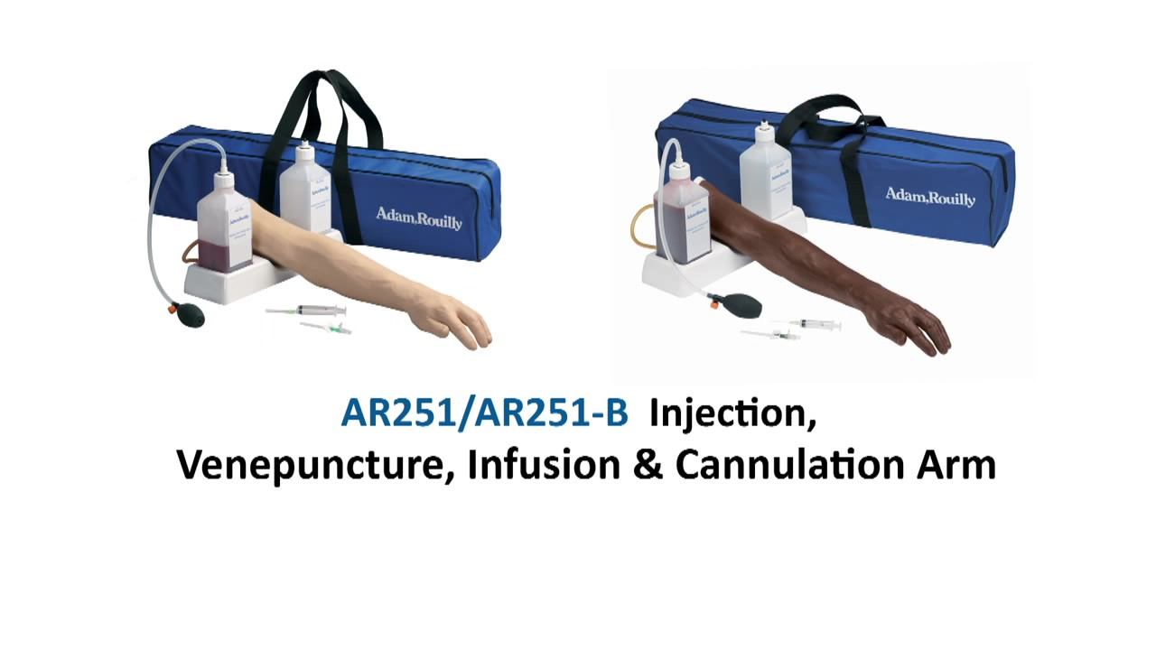 AR251 Injenction, Venepuncture, Infusion & Cannulation Arm_Moment