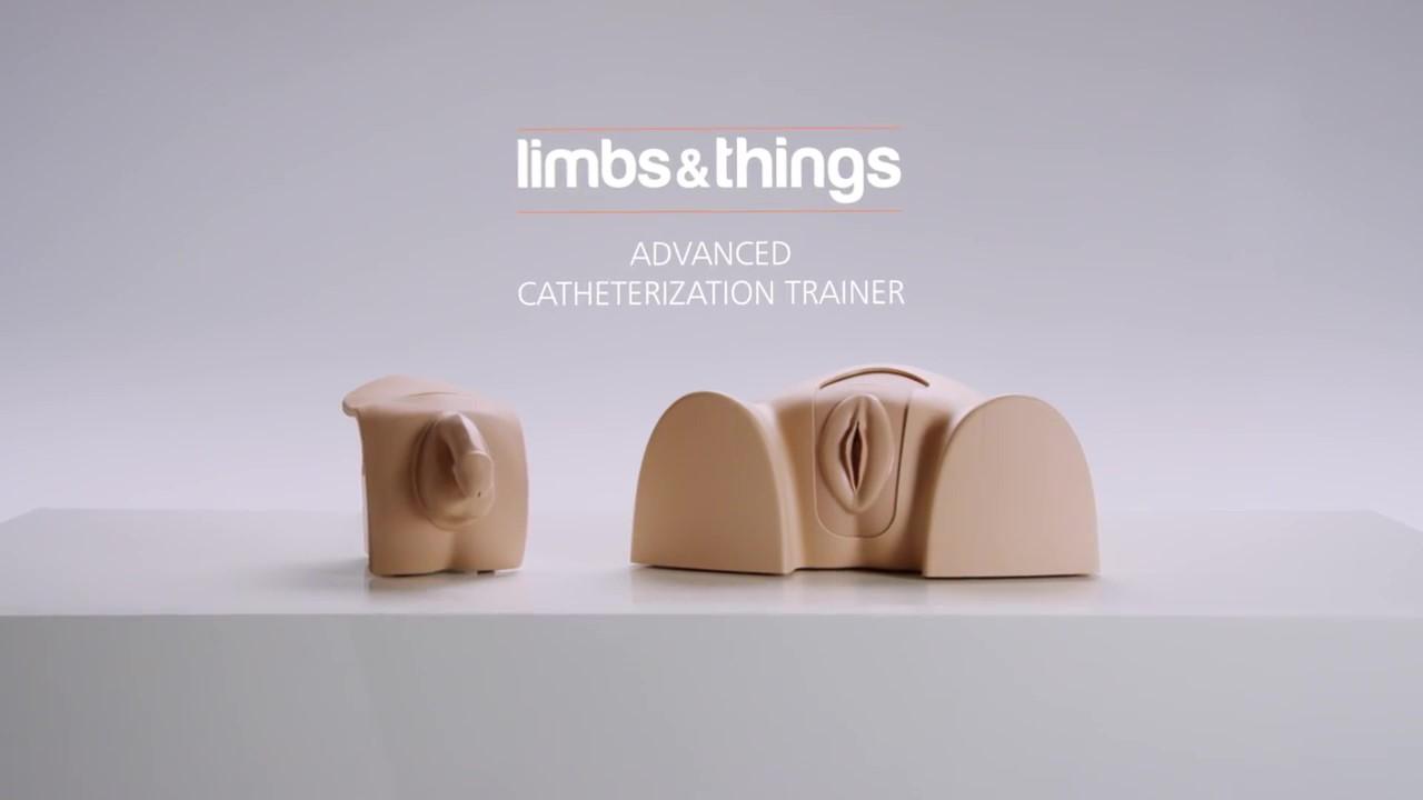 Advanced Catheterization Trainer_Moment