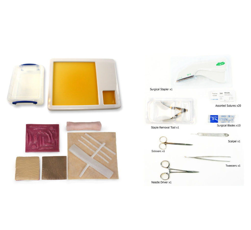 Deluxe Suturing Kit