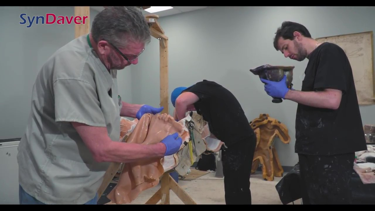 The SynDaver Synthetic Human - Anatomy Model_Moment